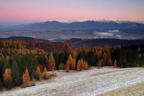 High Tatras, Slovakia. Photographer: Martin Sojka.