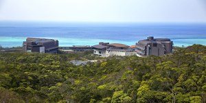 OIST Campus, Okinawa, Japan.